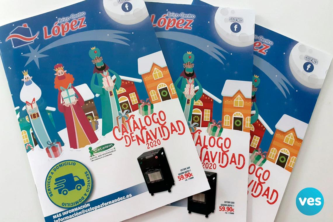 Catalogo Bricocentro Lopez - Navidad 2020 - Vespublicidad