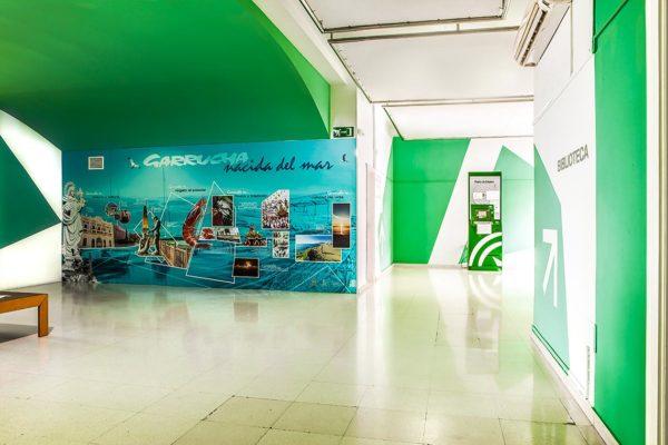 Centro Cultural Garrucha Ves Publicidad2