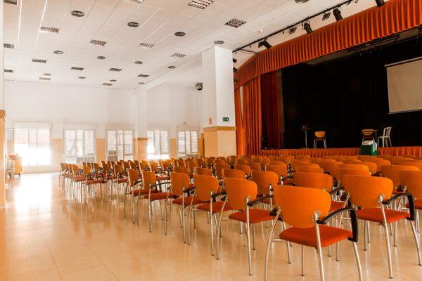 Centro Cultural Garrucha Ves Publicidad7
