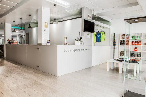 Jova Sport Center Ves Publicidad