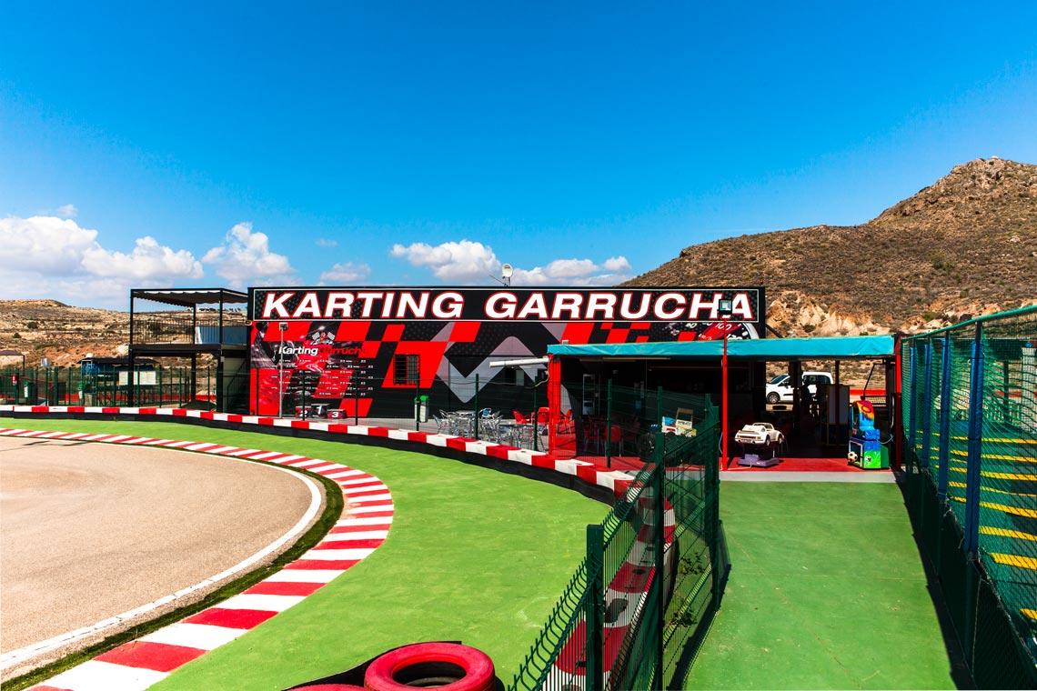Ves Publicidad - Karting Garrucha
